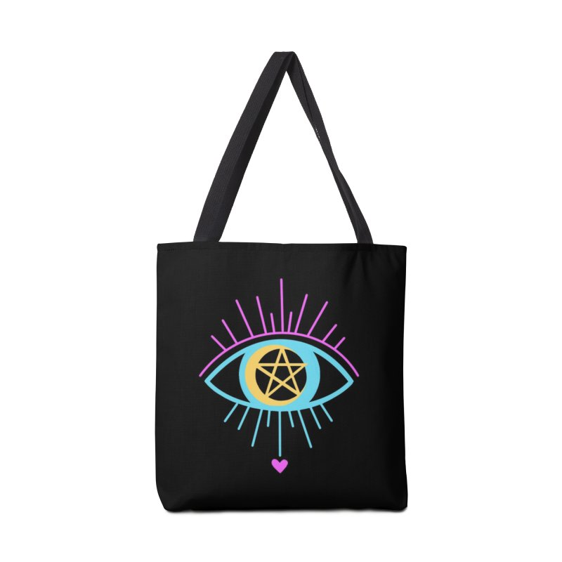 Basic Witches Sigil Accessories Bag by Basic Witches Merch!