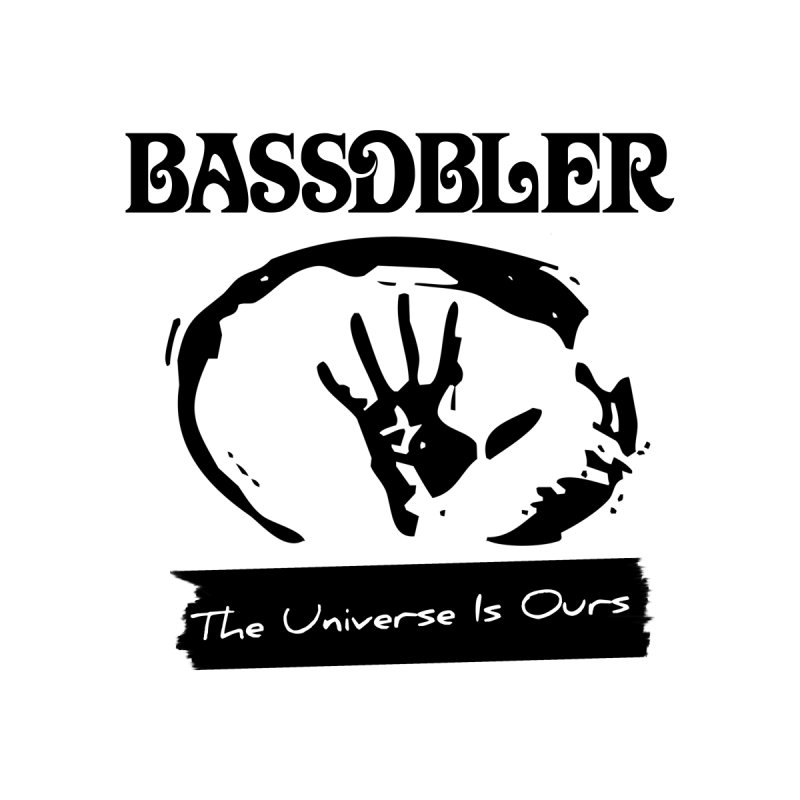 BassDbler - The Universe Is Ours (Black) by BassDbler's Artist Shop
