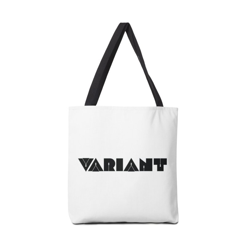 DJ Variant (b) Accessories Bag by BassMerch.co