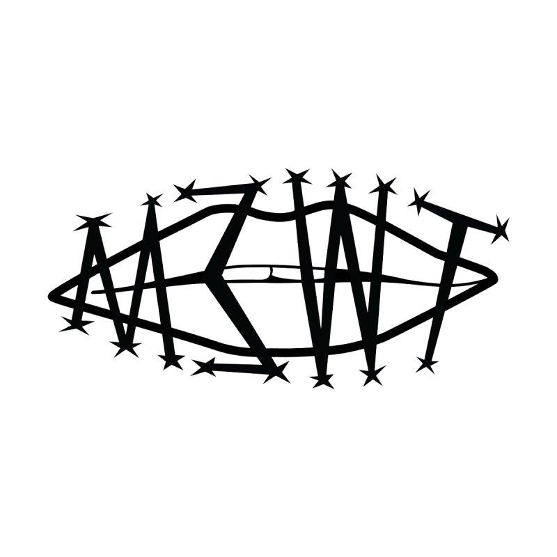 M3WT Logo (b) Men's T-Shirt by BassMerch.co