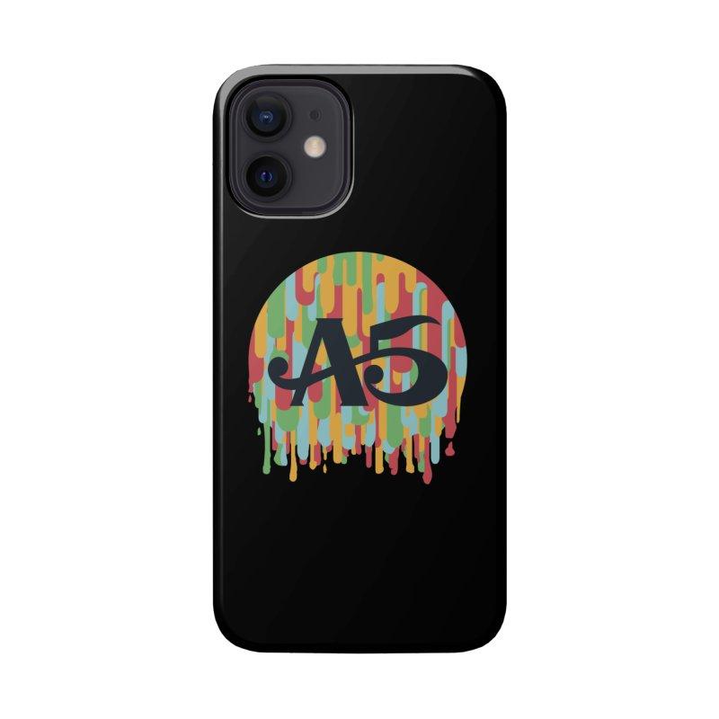 Aisle 5 (Rainbow Drip) Accessories Phone Case by BassMerch.co