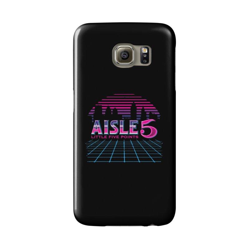 Aisle 5 (CyberWave) Accessories Phone Case by BassMerch.co