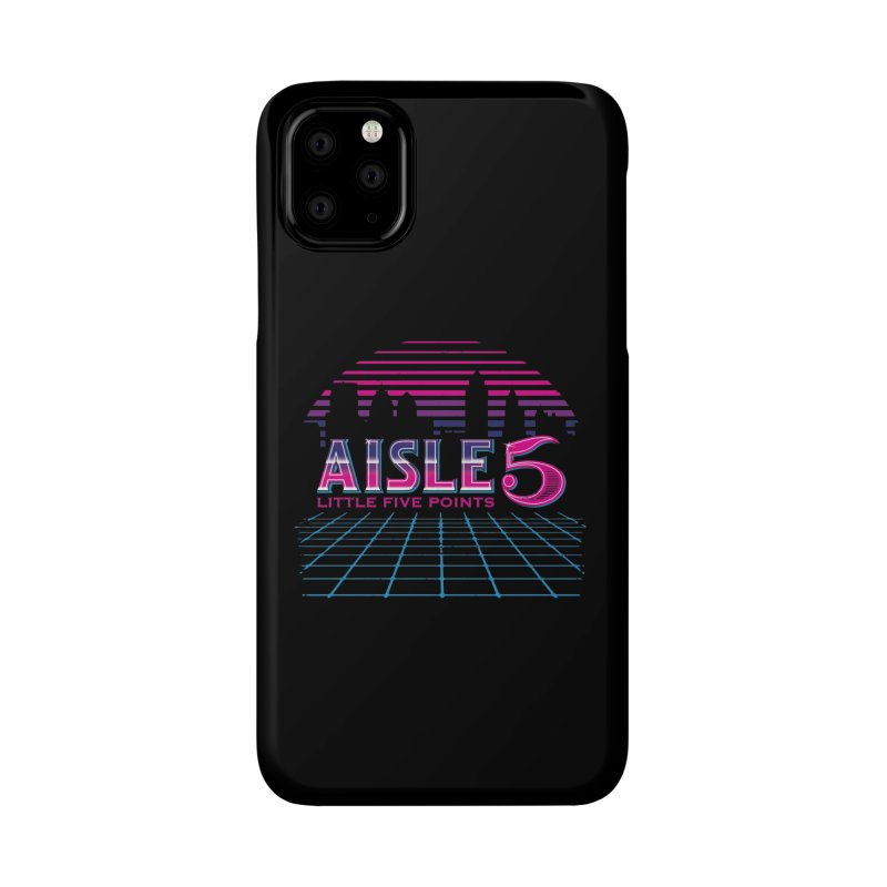 Aisle 5 (CyberWave) Accessories Phone Case by BassMerch.co