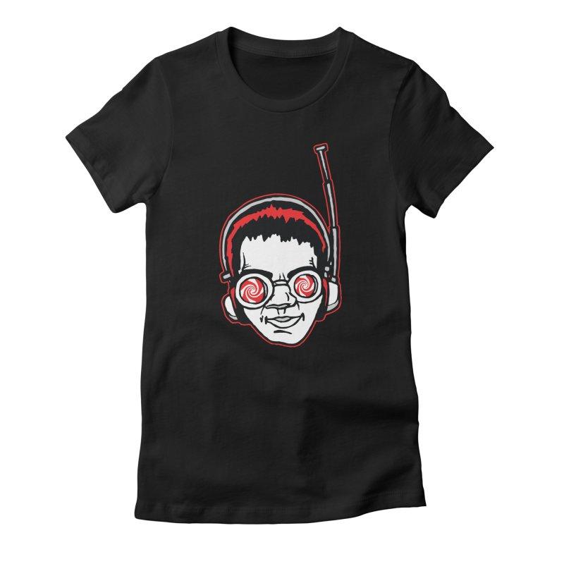 Wick-It the Instigator Emblem Women's T-Shirt by BassMerch.co