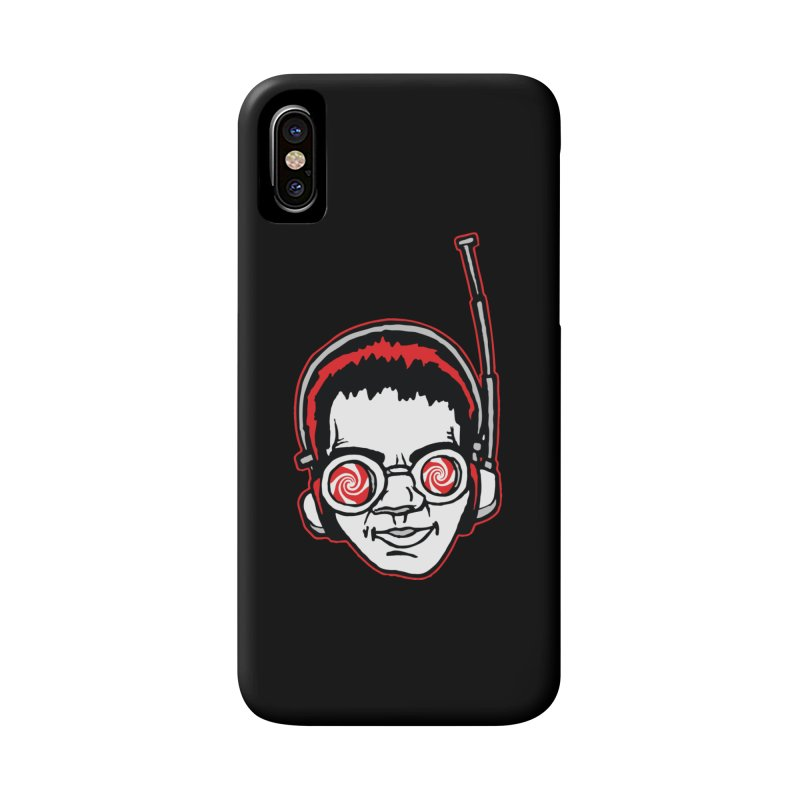 Wick-It the Instigator Emblem Accessories Phone Case by BassMerch.co