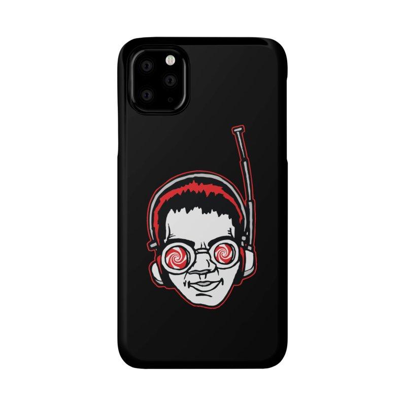 Wick-It the Instigator Emblem Accessories Phone Case by BassMerch.co