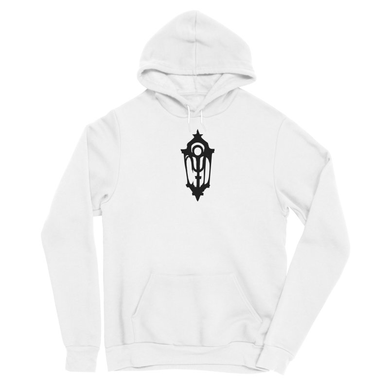 Cryptic District Logo (b) Men's Pullover Hoody by BassMerch.co