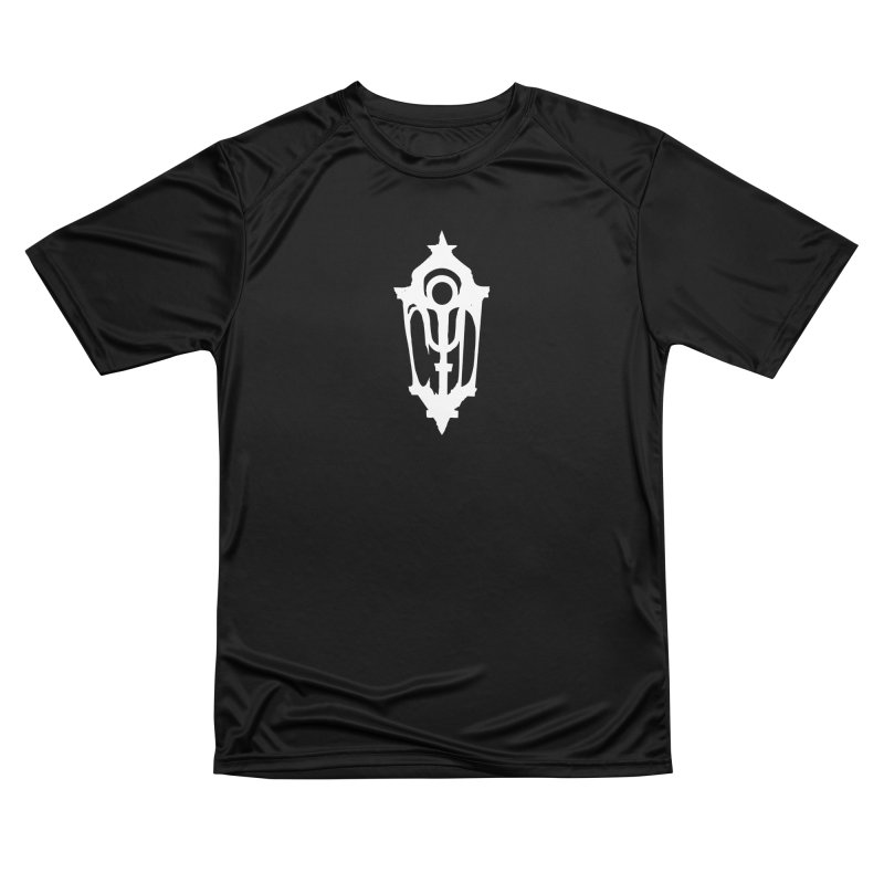 Cryptic District Logo (w) Men's T-Shirt by BassMerch.co