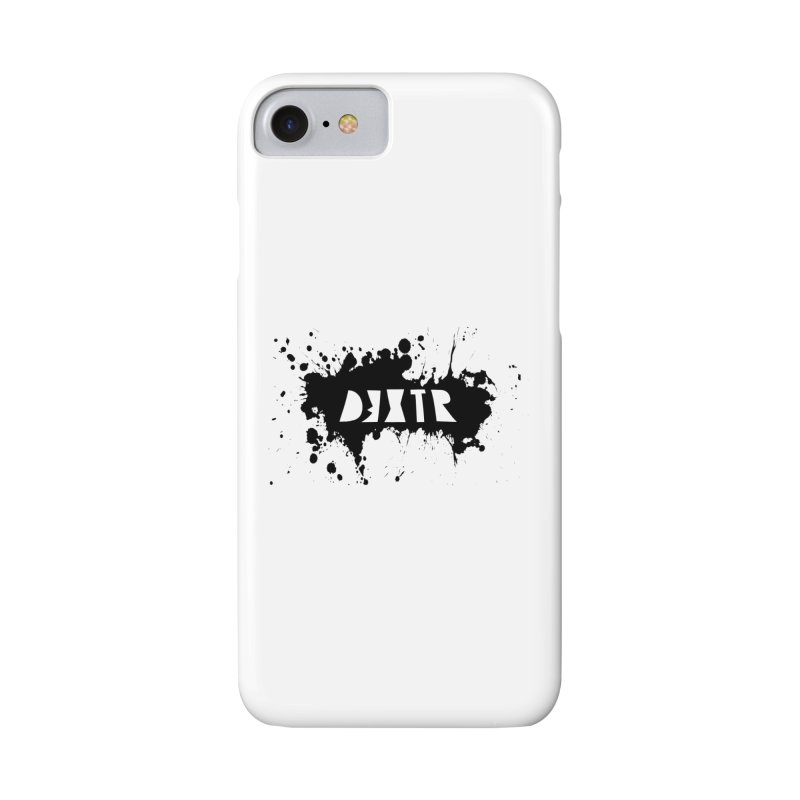 D3XTR Emblem (b) Accessories Phone Case by BassMerch.co