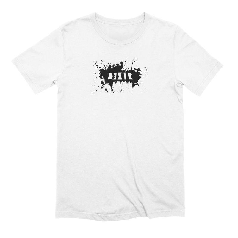 D3XTR Emblem (b) Men's T-Shirt by BassMerch.co