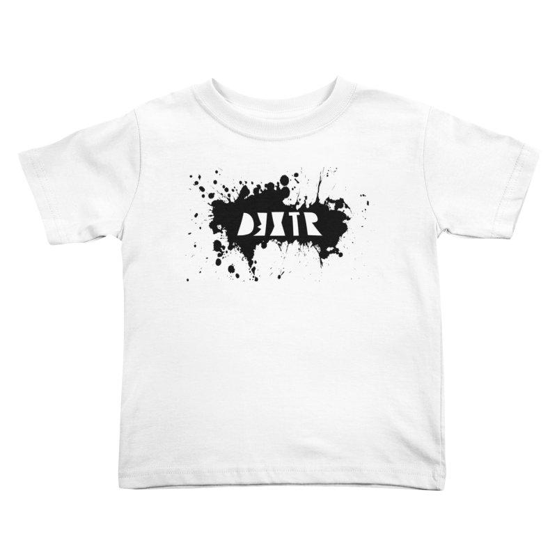 D3XTR Emblem (b) Kids Toddler T-Shirt by BassMerch.co