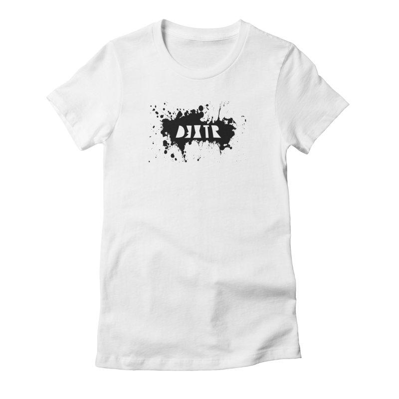D3XTR Emblem (b) Women's T-Shirt by BassMerch.co