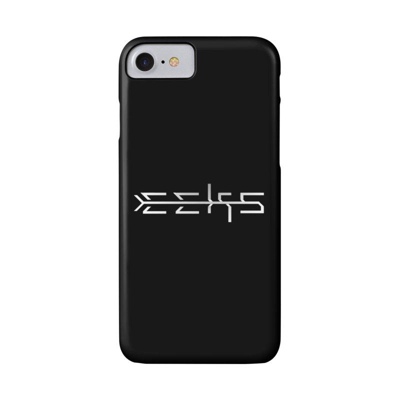 Eeks! Logo (w) Accessories Phone Case by BassMerch.co