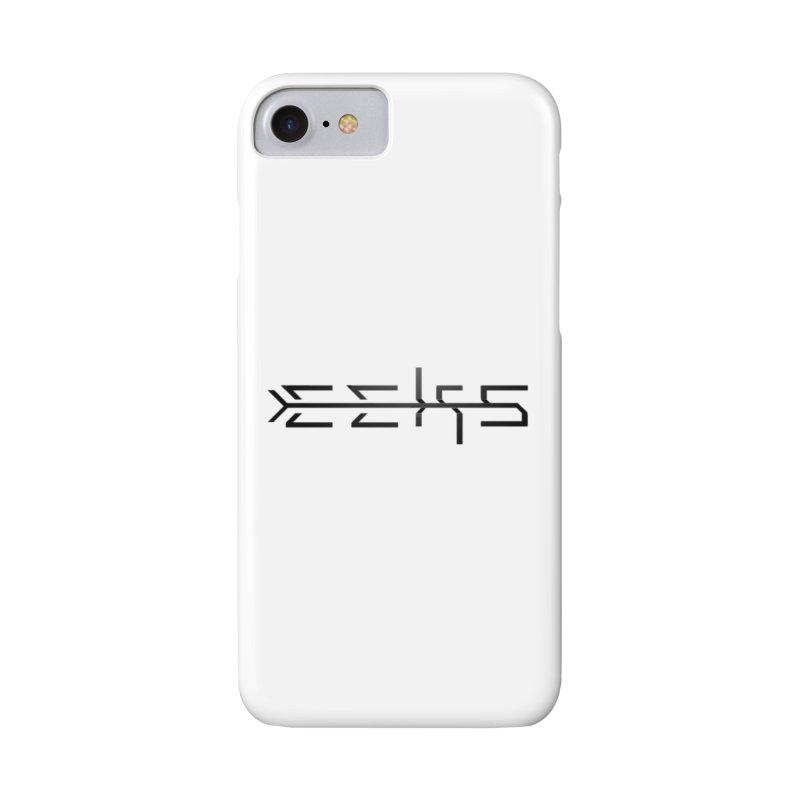 Eeks! Logo (b) Accessories Phone Case by BassMerch.co