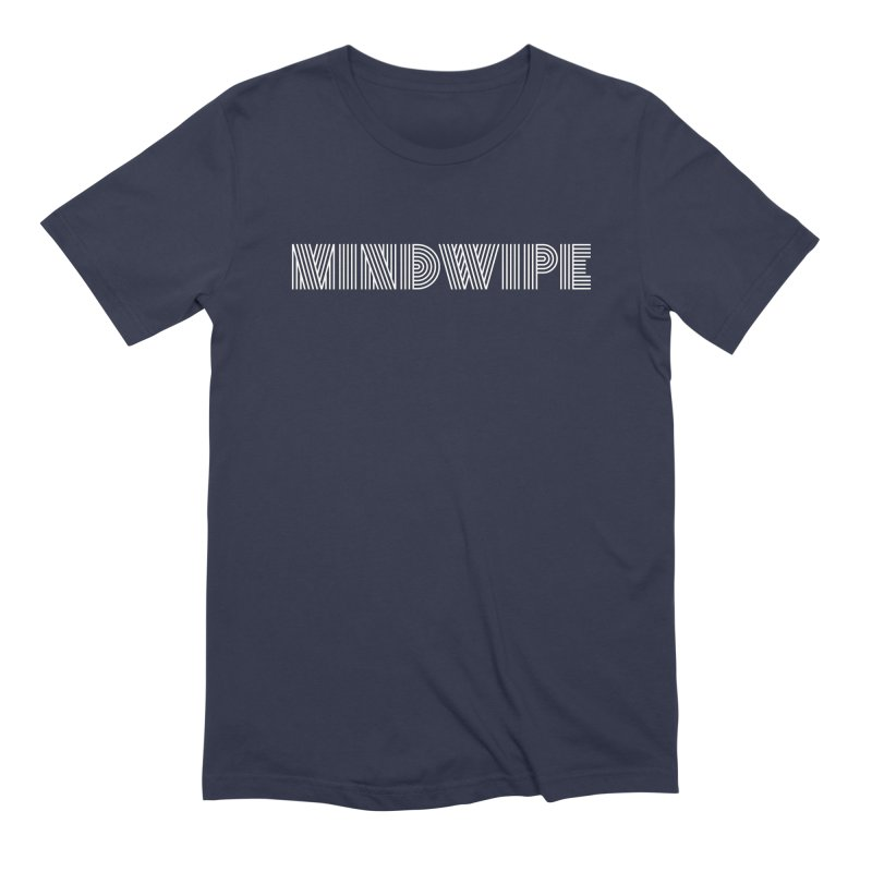 Mindwipe Logo Men's T-Shirt by BassMerch.co