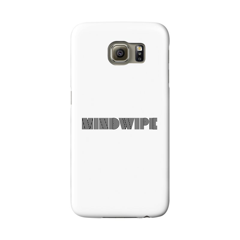 Mindwipe Logo (b) Accessories Phone Case by BassMerch.co