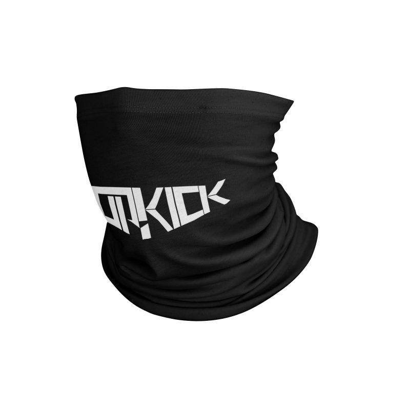 Dropkick Logo (w) Accessories Neck Gaiter by BassMerch.co