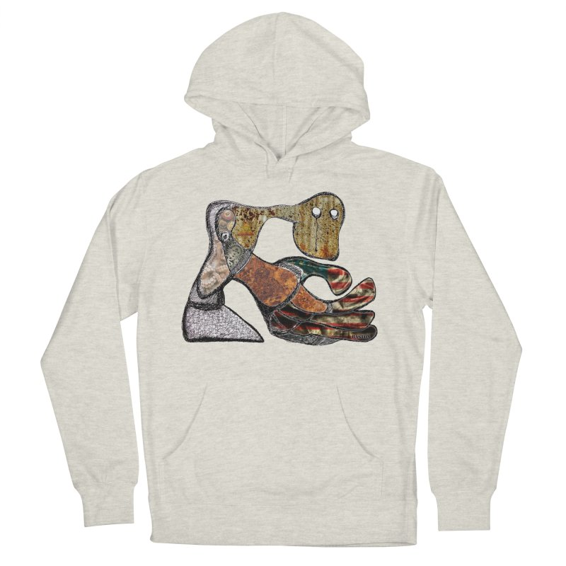 American Angst Women's Pullover Hoody by Baston's T-Shirt Emporium!