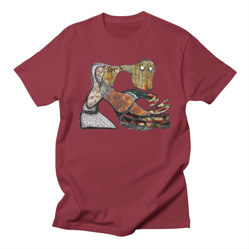 American Angst Men's T-shirt by Baston's T-Shirt Emporium!