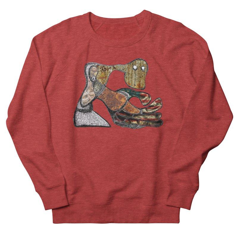 American Angst Men's Sweatshirt by Baston's T-Shirt Emporium!