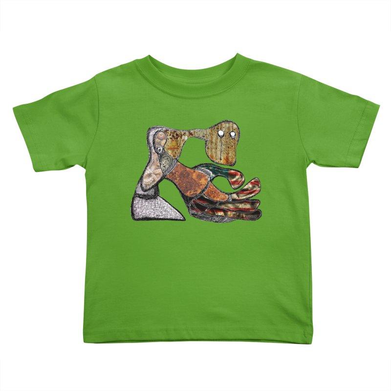 American Angst Kids Toddler T-Shirt by Baston's T-Shirt Emporium!