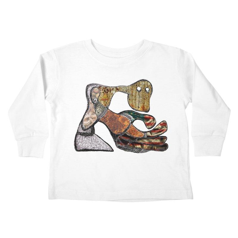 American Angst Kids Toddler Longsleeve T-Shirt by Baston's T-Shirt Emporium!