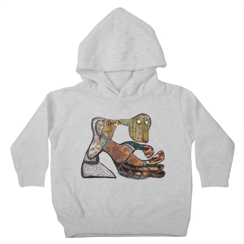 American Angst Kids Toddler Pullover Hoody by Baston's T-Shirt Emporium!