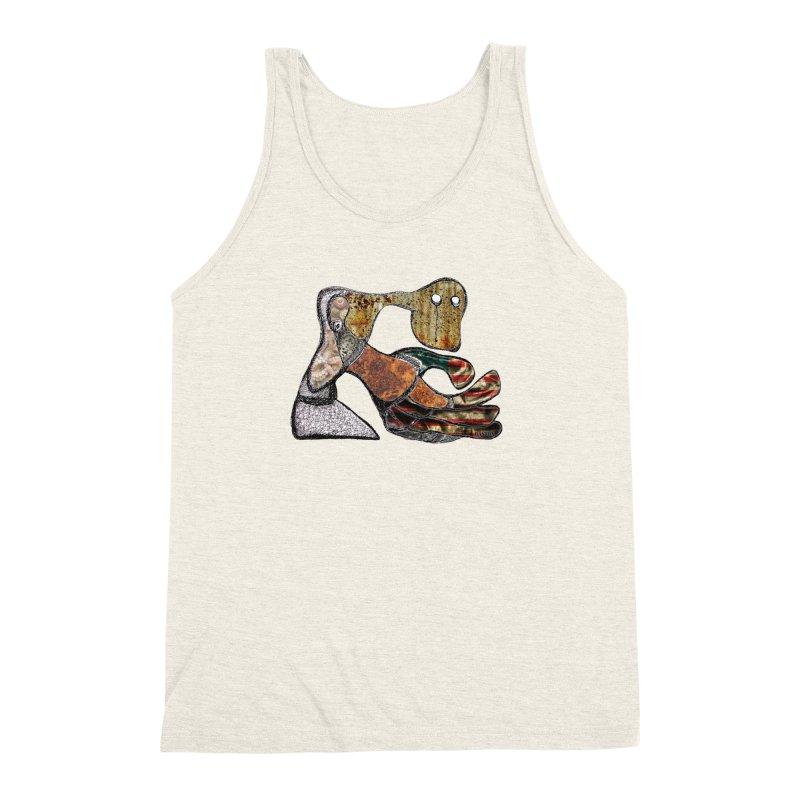 American Angst Men's Triblend Tank by Baston's T-Shirt Emporium!