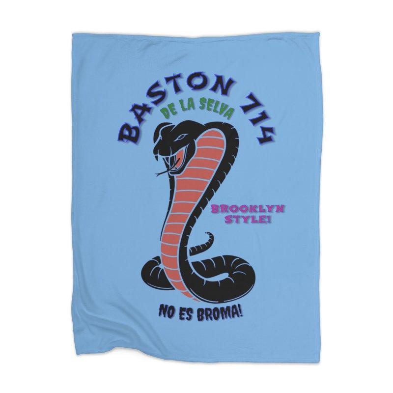 De La Selva! Home Blanket by Baston's T-Shirt Emporium!