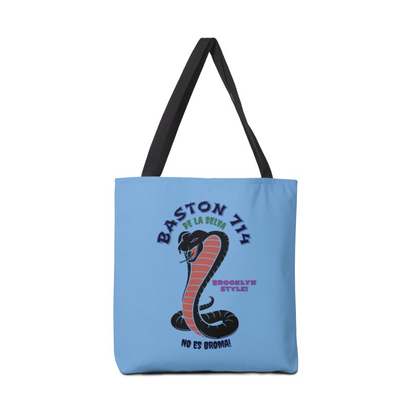 De La Selva! Accessories Tote Bag Bag by Baston's T-Shirt Emporium!