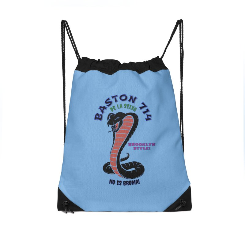 De La Selva! Accessories Bag by Baston's T-Shirt Emporium!