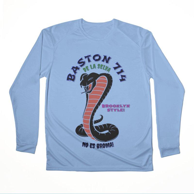 De La Selva! Men's Longsleeve T-Shirt by Baston's T-Shirt Emporium!