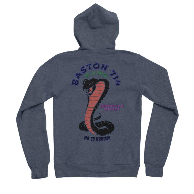 De La Selva! Women's Zip-Up Hoody by Baston's T-Shirt Emporium!