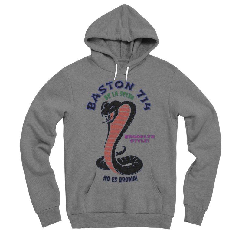 De La Selva! Women's Sponge Fleece Pullover Hoody by Baston's T-Shirt Emporium!