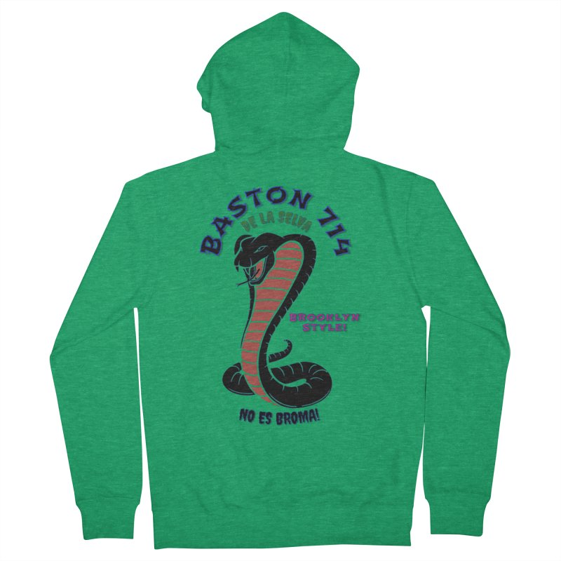 De La Selva! Men's Zip-Up Hoody by Baston's T-Shirt Emporium!