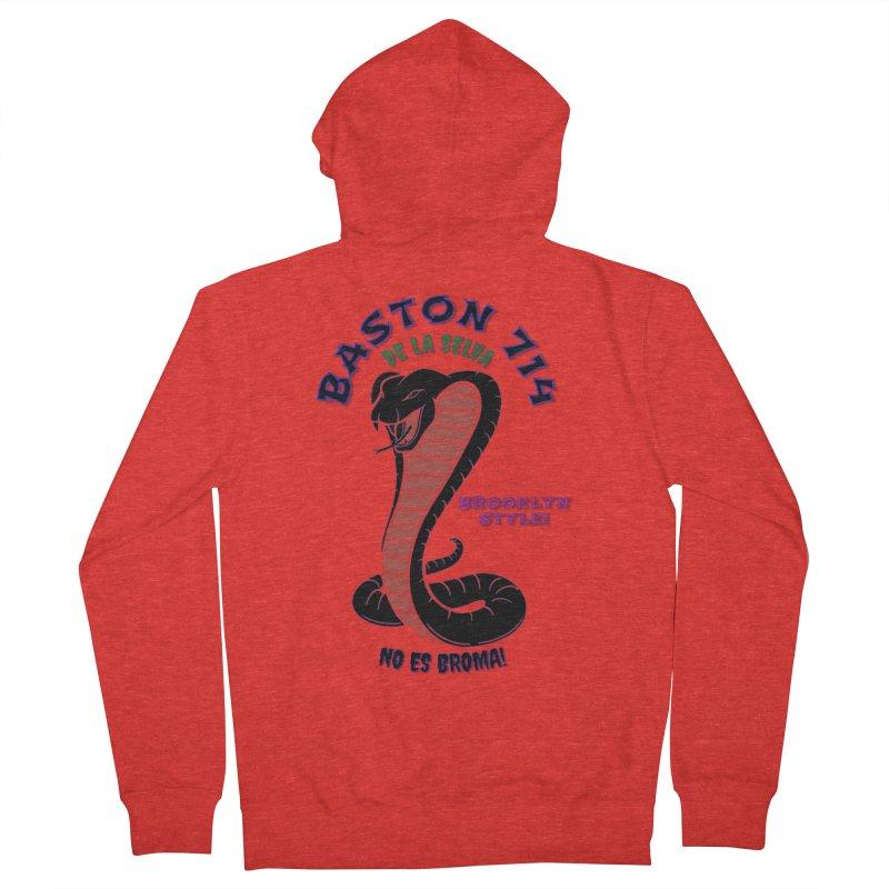 De La Selva! Men's Zip-Up Hoody by Baston's T-Shirt Emporium!