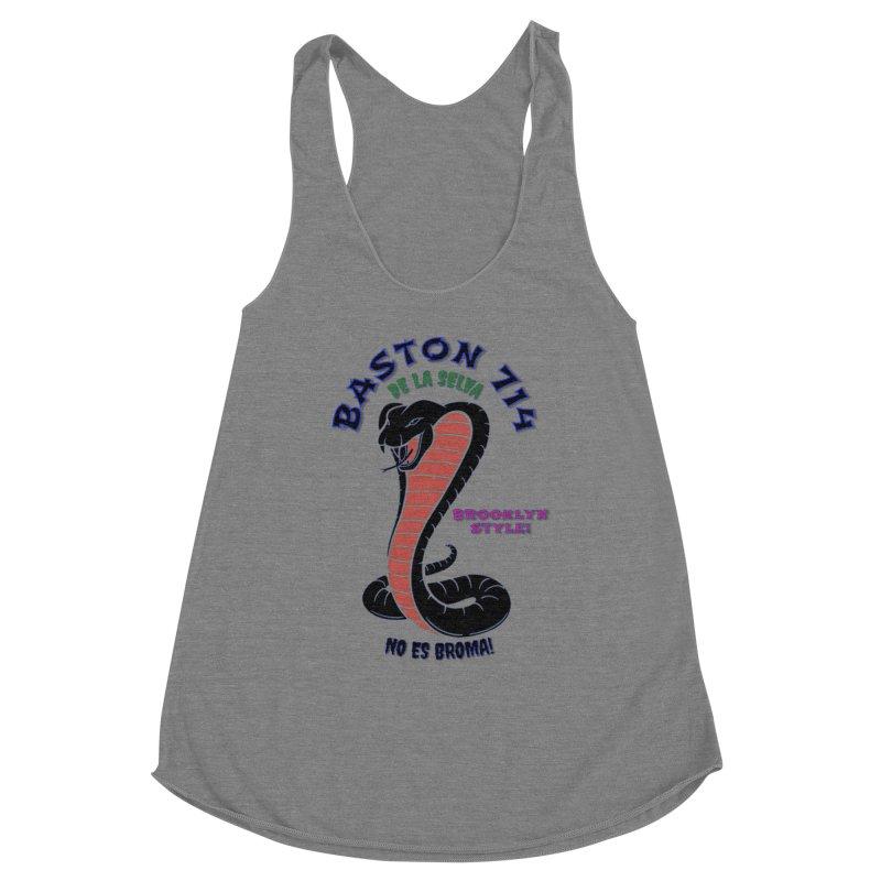 De La Selva! Women's Tank by Baston's T-Shirt Emporium!