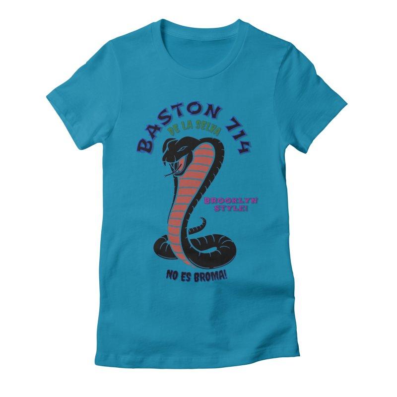 De La Selva! Women's T-Shirt by Baston's T-Shirt Emporium!