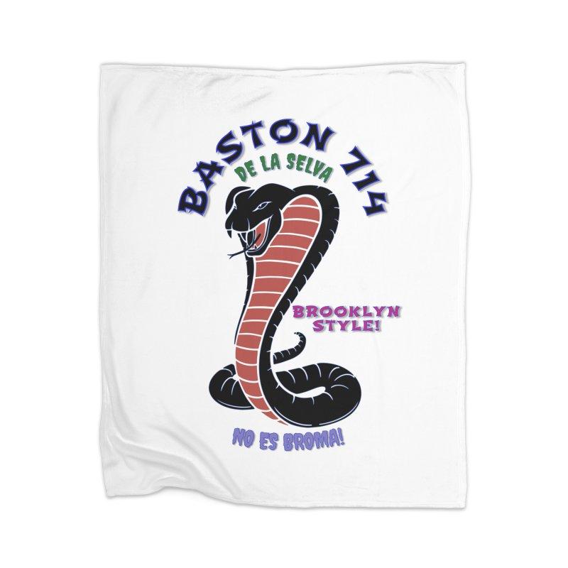 Baston De la Selva Home Blanket by Baston's T-Shirt Emporium!