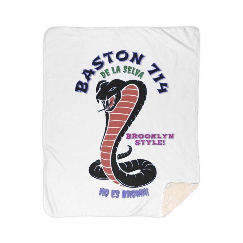 Baston De la Selva Home Sherpa Blanket Blanket by Baston's T-Shirt Emporium!