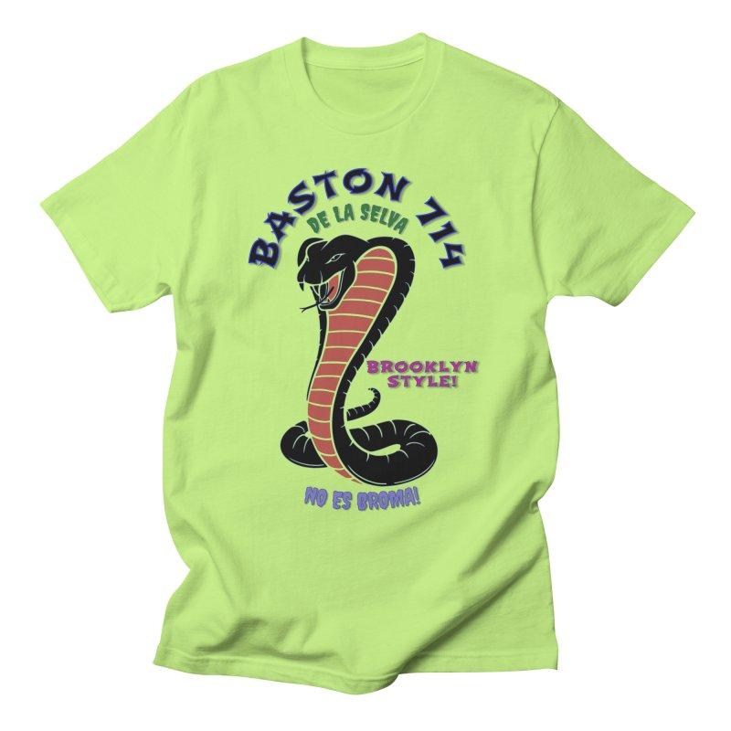 Baston De la Selva Women's T-Shirt by Baston's T-Shirt Emporium!