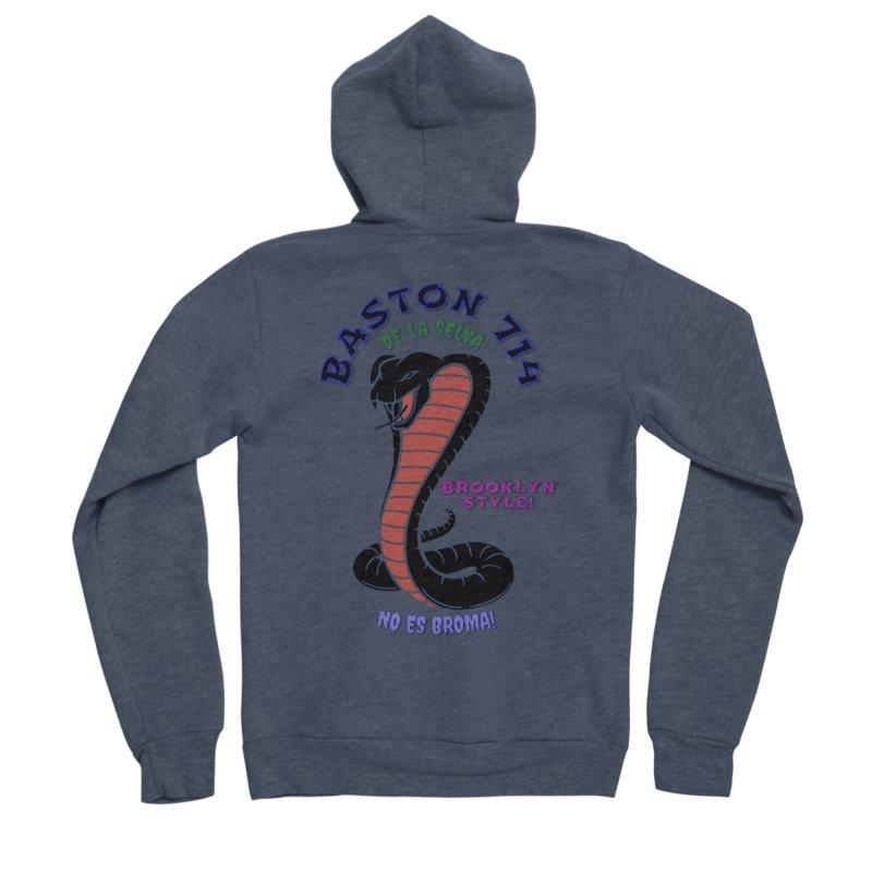 Baston De la Selva Men's Zip-Up Hoody by Baston's T-Shirt Emporium!