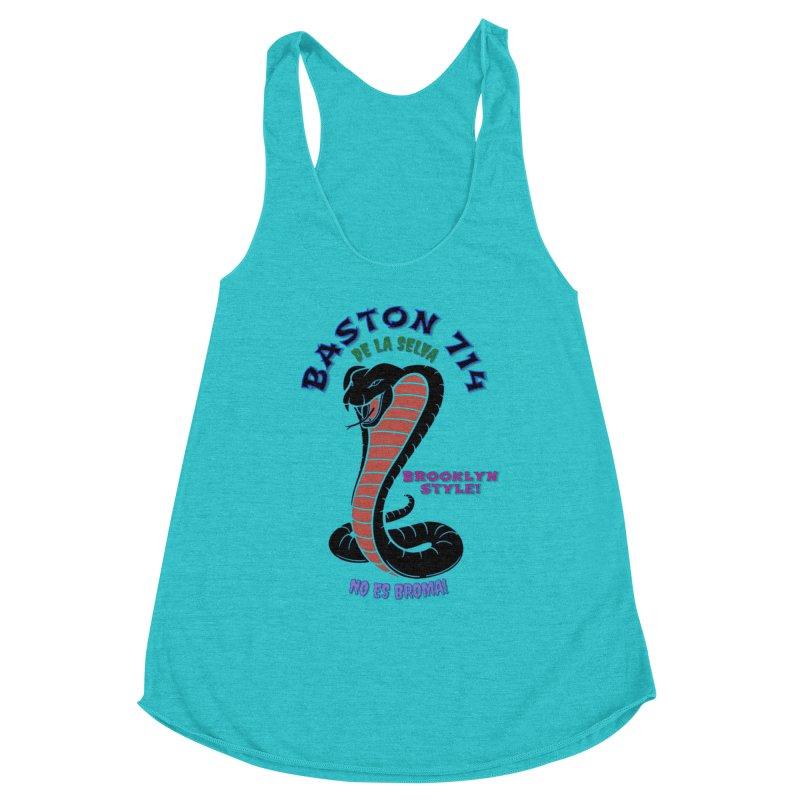 Baston De la Selva Women's Tank by Baston's T-Shirt Emporium!