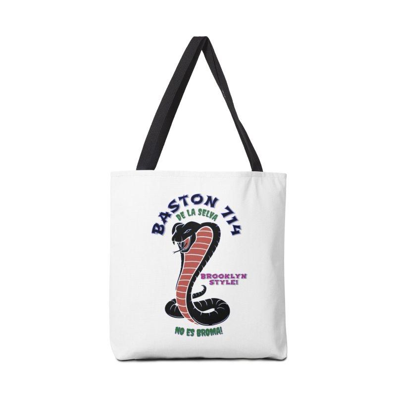 Baston De La Selva! Accessories Tote Bag Bag by Baston's T-Shirt Emporium!