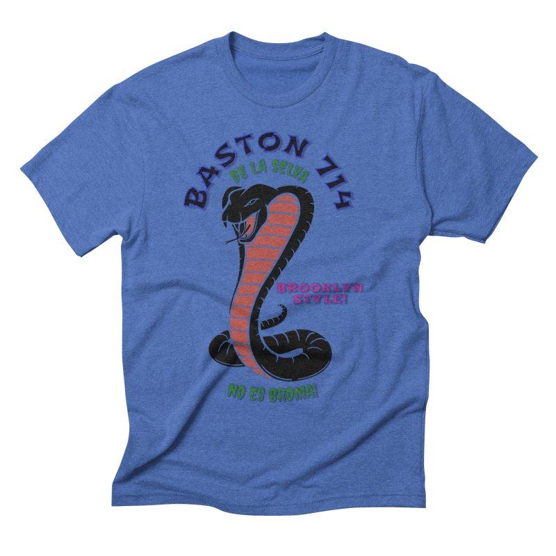 Baston De La Selva! Men's T-Shirt by Baston's T-Shirt Emporium!