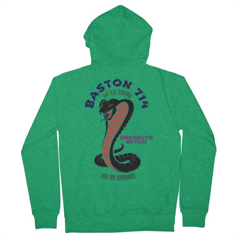 Baston De La Selva! Women's Zip-Up Hoody by Baston's T-Shirt Emporium!