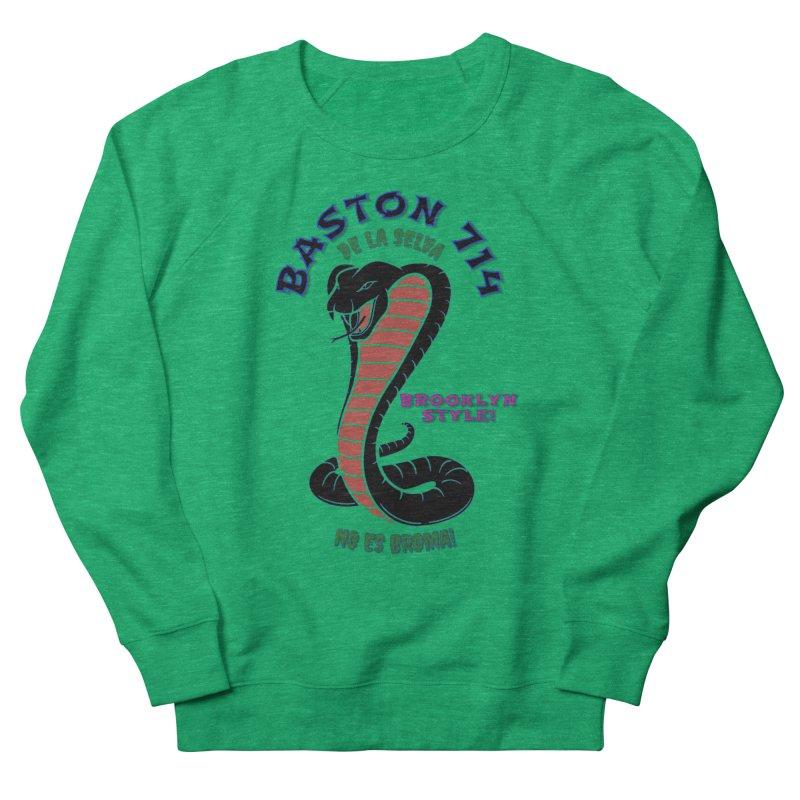 Baston De La Selva! Women's Sweatshirt by Baston's T-Shirt Emporium!