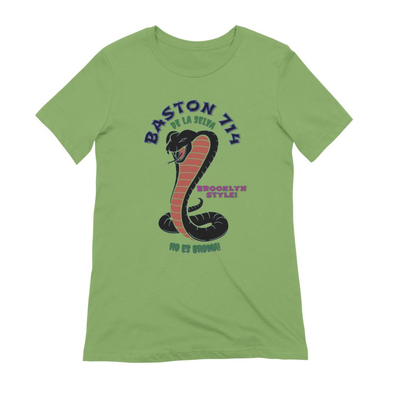 Baston De La Selva! Women's T-Shirt by Baston's T-Shirt Emporium!