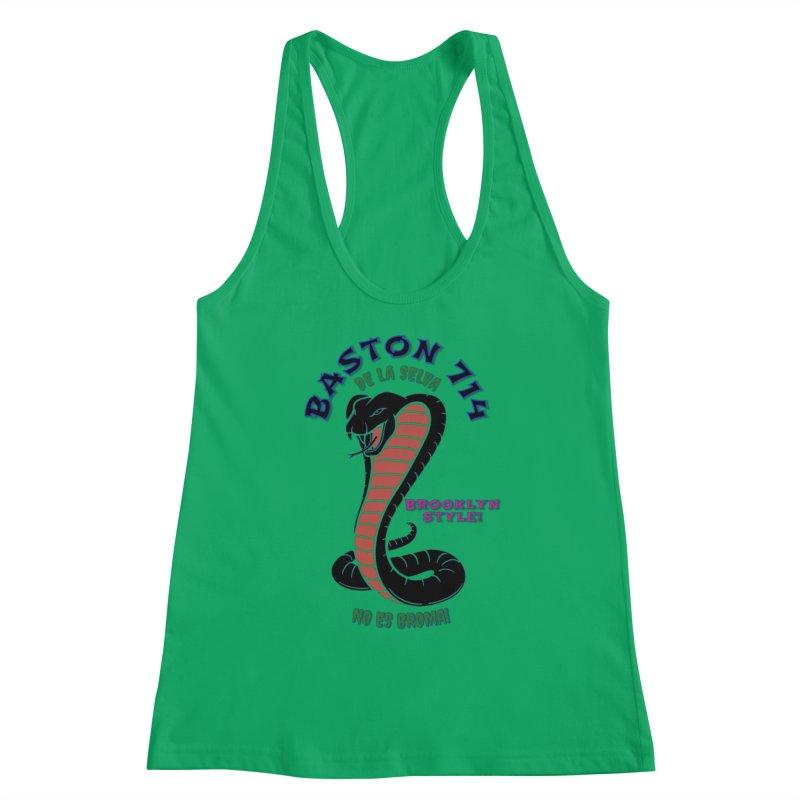 Baston De La Selva! Women's Tank by Baston's T-Shirt Emporium!