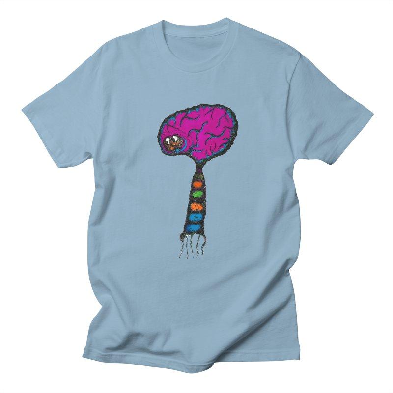 Brainiac Men's T-Shirt by Baston's T-Shirt Emporium!